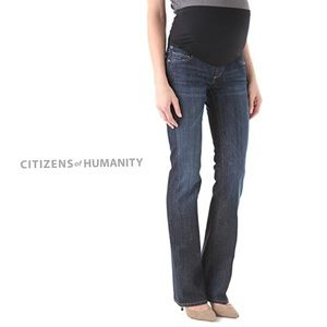 Citizens of Humanity Belly Panel Maternity Jeans